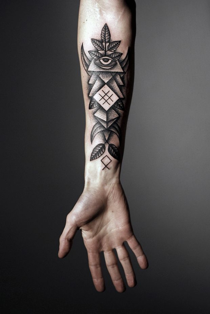 signification-de-tatouage-symbolique-du-triangle-main