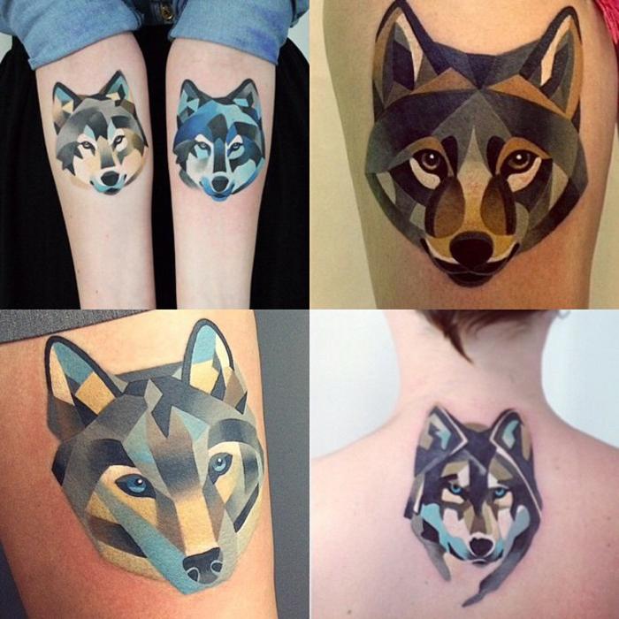 significations-tatouages-tatouages-géométriques-s-couleur