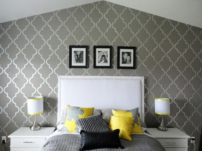 stickers-muraux-pochoirs-salle-de-séjour-le-papier-peinte