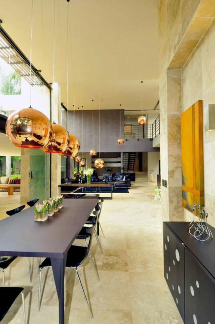 suspension-cuivre-composition-de-suspensions-cuivre-maison-moderne