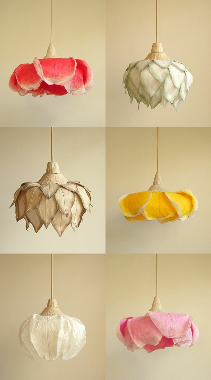 La boule chinoise est un joli et original moyen de d coration - Plafonnier boule chinoise ...