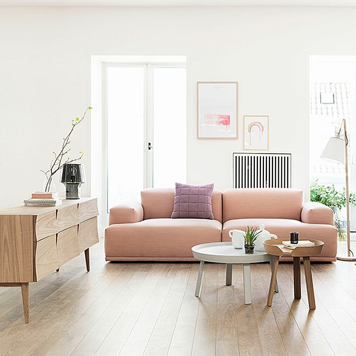table-basse-scandinave-joli-sofa-rose