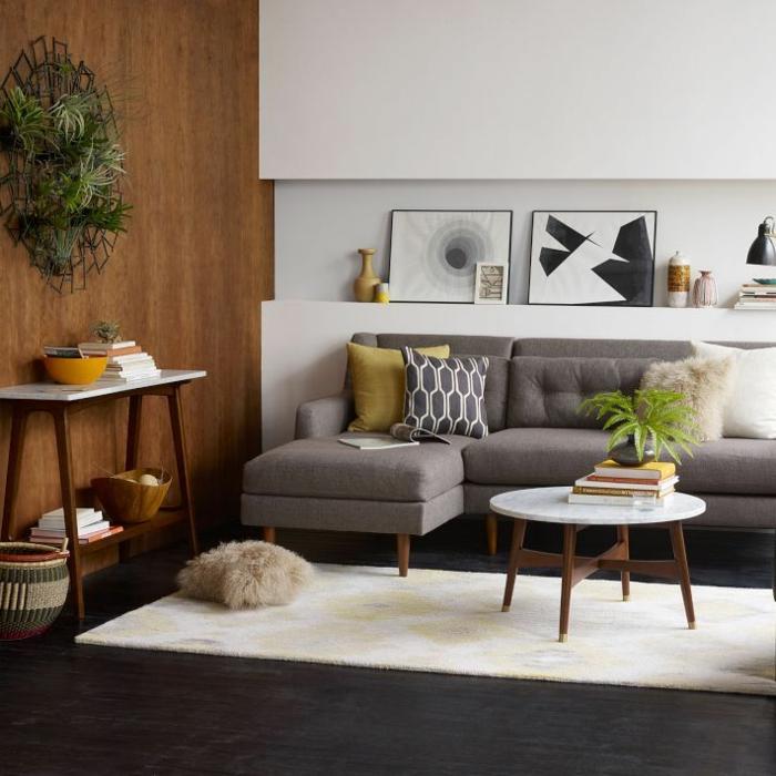 La table basse scandinave simplicit et beau style for Table basse scandinave couleur