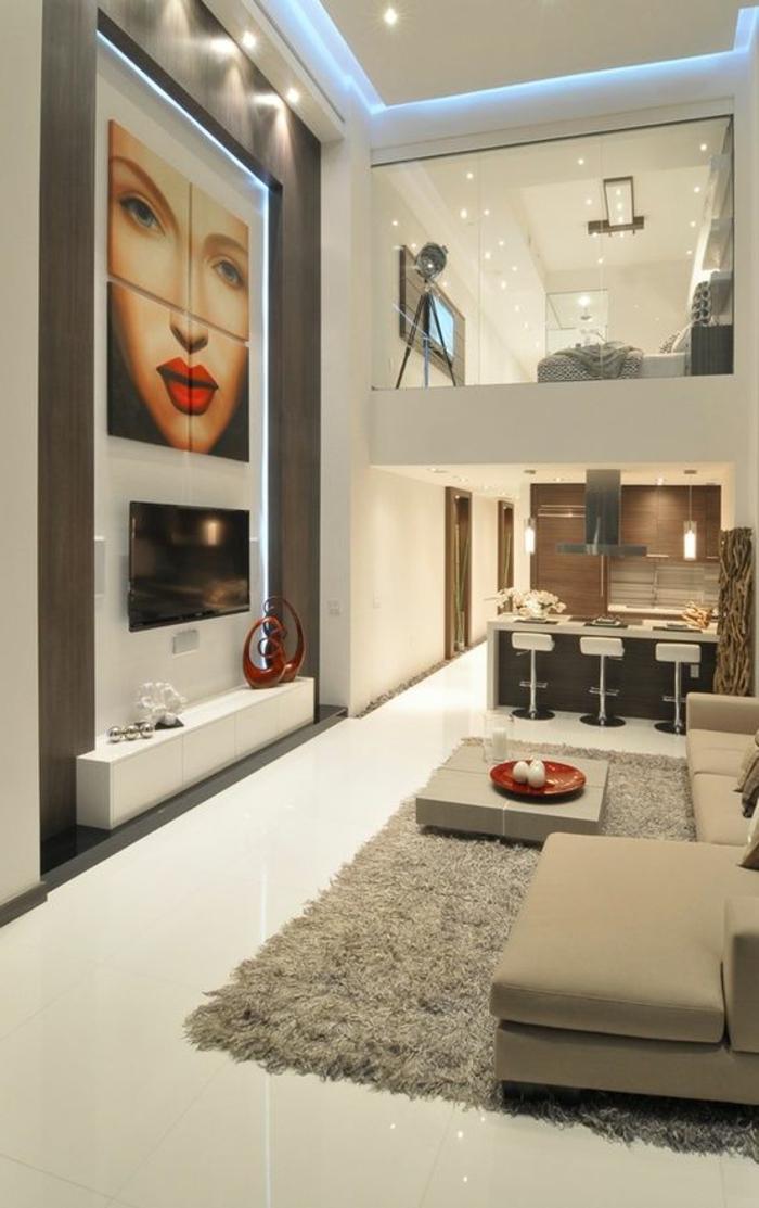 table-carrée-petite-table-carrée-loft-glamoureux