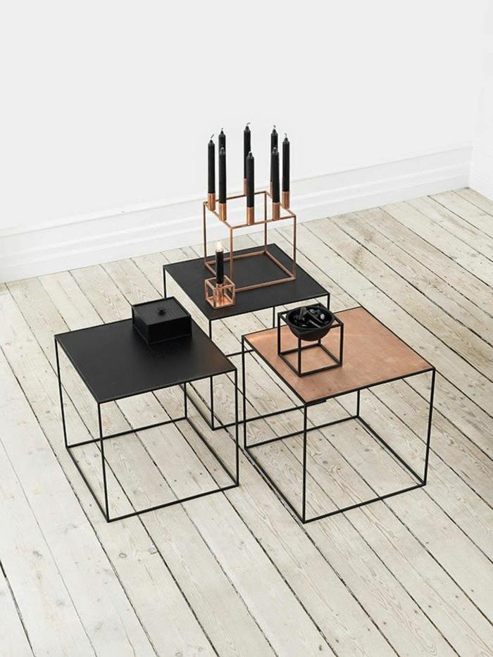 table-carrée-petites-tables-carrées-sup-planches-en-lattes-de-bois