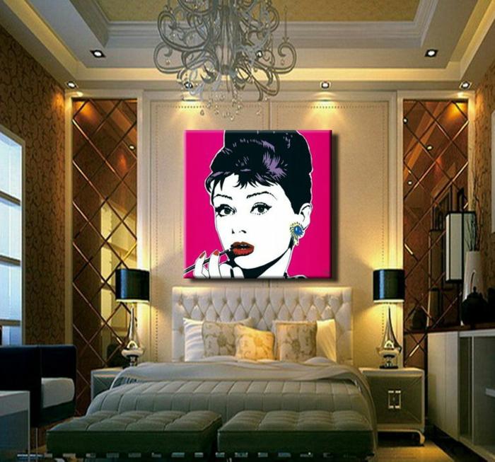 tableau-pop-art-canvas-contemporain-décoration