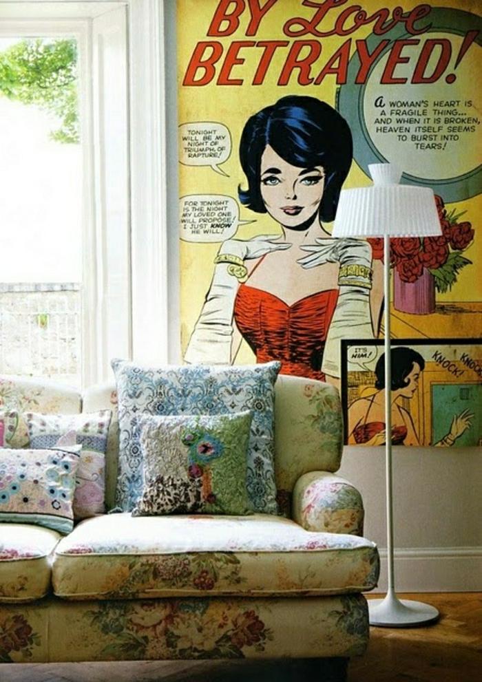 tableau-pop-art-décoration-pop-art-pour-l'intérieur