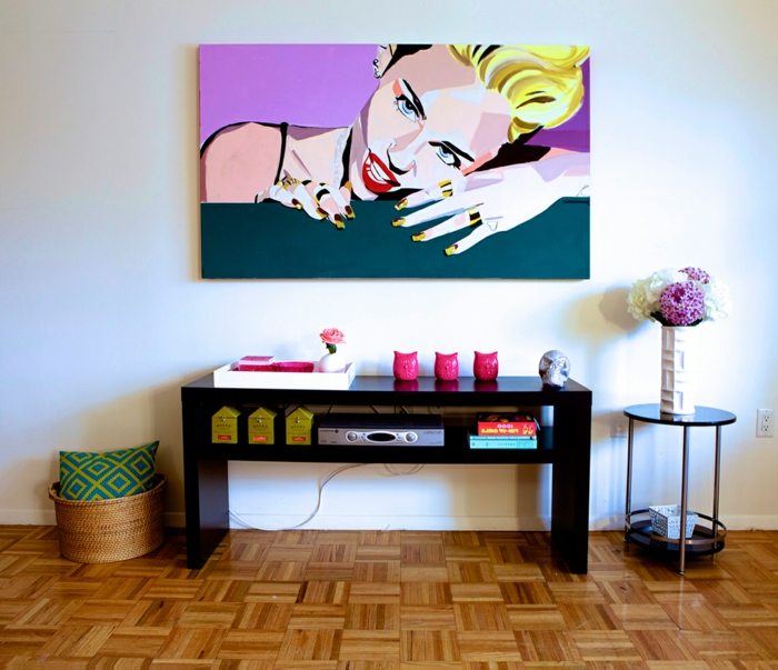 tableau-pop-art-pop-art-déco-d'intérieur