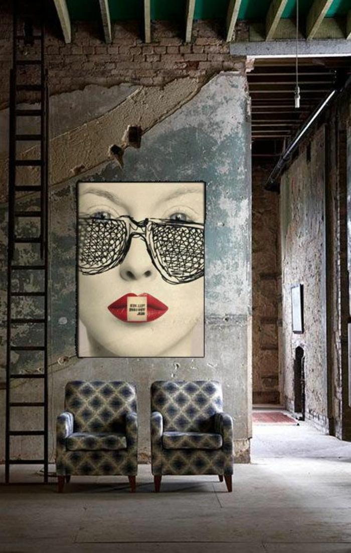 tableau-pop-art-pop-art-original-et-loft-décor