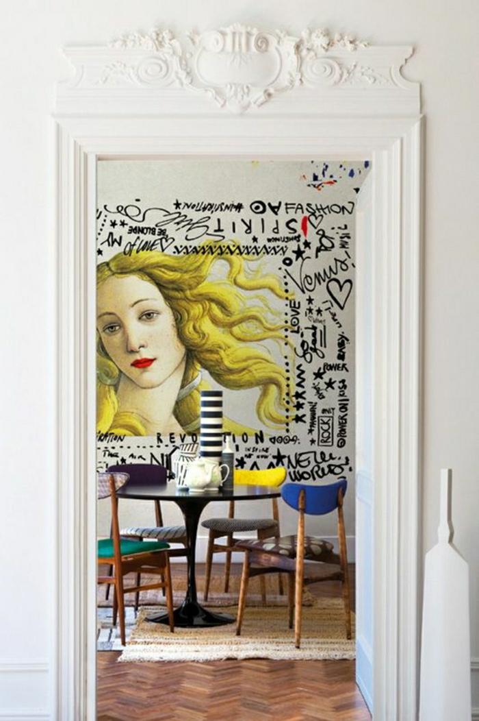 tableau-pop-art-pop-art-réplique-d'une-peinture-classique