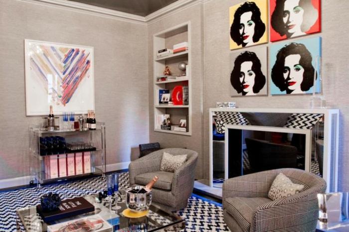 tableau-pop-art-pop-art-tableaux-petite-salle-de-séjour