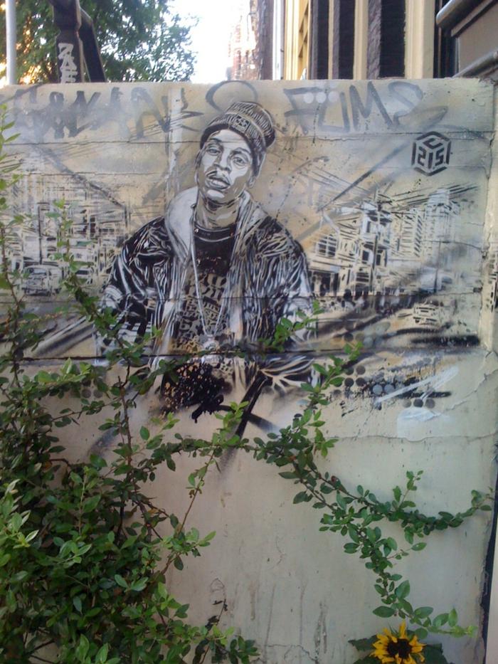 tableau-street-art-de-c214-france-man-brooklyn