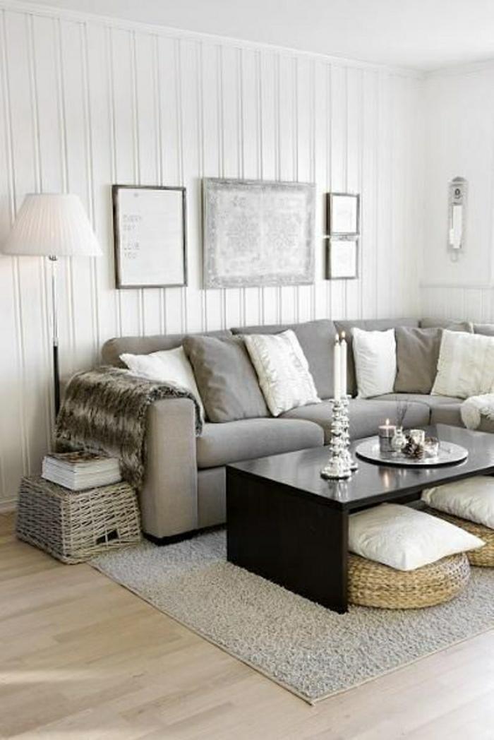 tabouret-en-rotin-meubles-bambou-pour-le-salon-peintures-murales-lampe-blanche