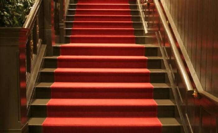 Le tapis pour escalier en photos inspirantes escalier a pas decales leroy merlin with moquette - Tapis pour escalier en bois ...