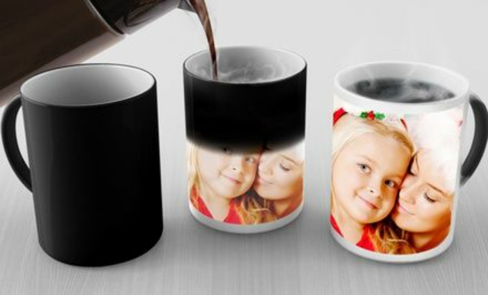 la tasse magique un cadeau original. Black Bedroom Furniture Sets. Home Design Ideas