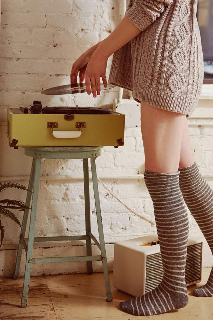 tourne-disque-vintage-platines-viniles-crosley