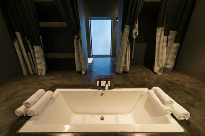 ... Salle De Bain : Dimension jacuzzi salle de bain : jolie salle de bain