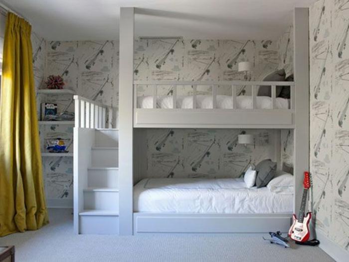 un-joli-lit-enfant-sureleve-dans-la-chambre-a-coucher-de-votre-enfant
