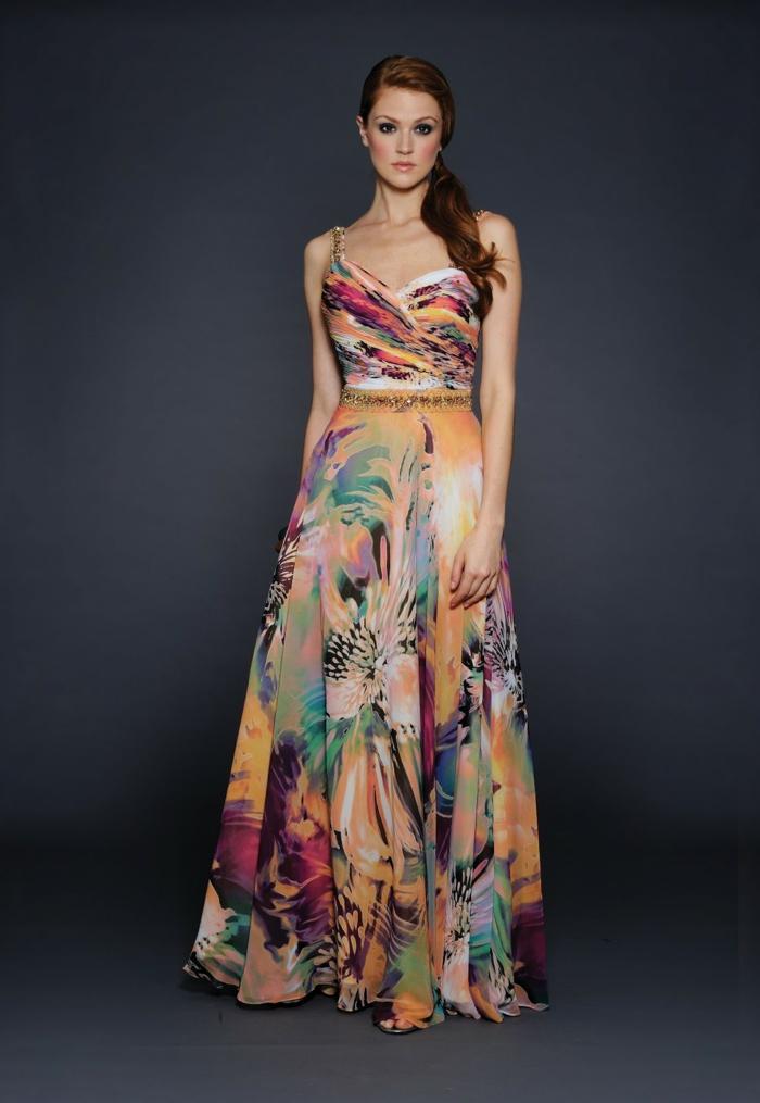 La Robe Longue D 233 T 233 65 Belles Variantes Archzine Fr