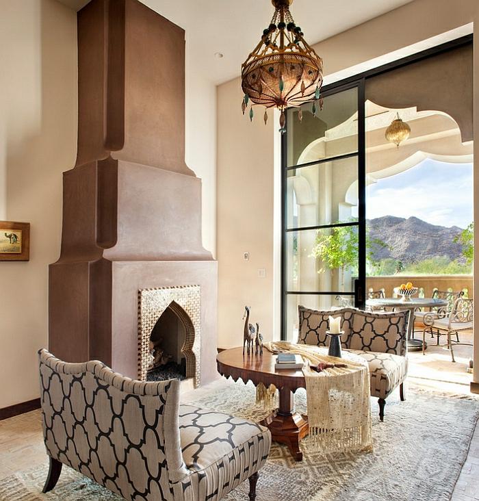 à-aménager-son-salon-marocain-toulouse-fauteuil-marocain-salle-de-séjour-idée-originale-bien-décoré-moderne-oriental-