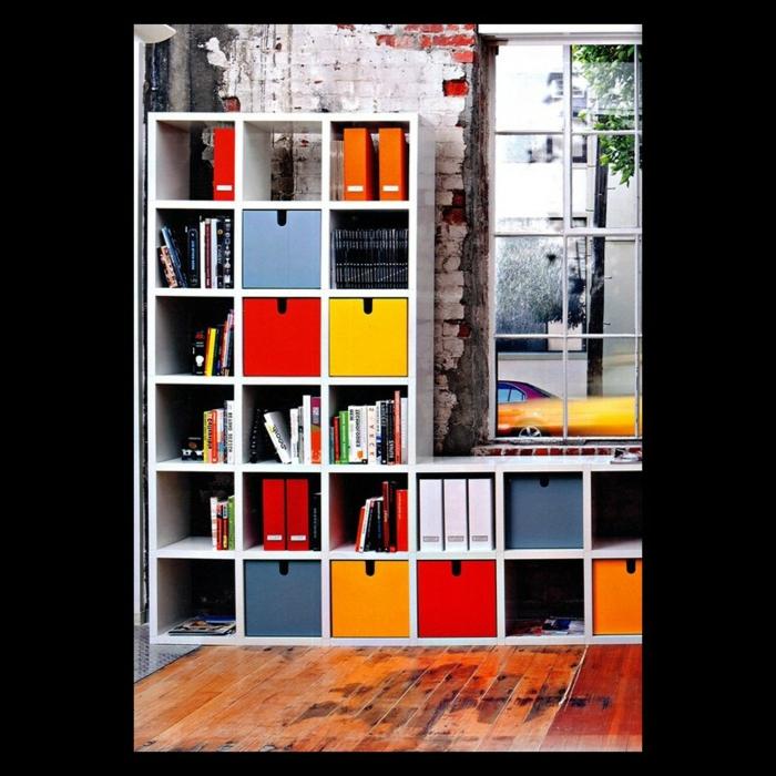 étagère-cube-étagère-cubes-bibliothèque