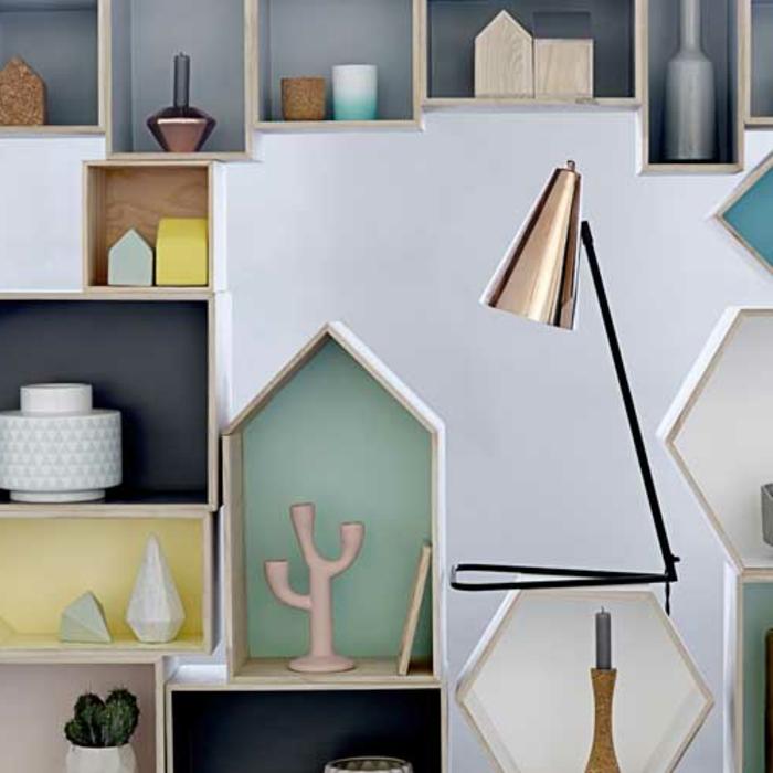 étagère-cube-étagères-cubes-décoratives