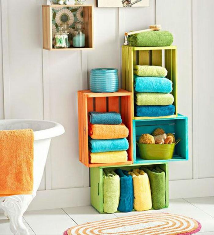 étagère-cube-étagères-cubes-dans-la-salle-de-bains