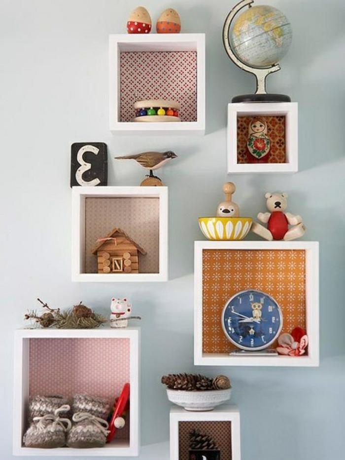 étagère-cube-étagères-cubes-en-bois