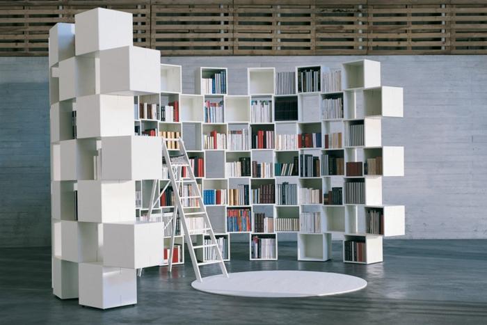 étagère-cube-grande-étagère-bibliothèque-blanche