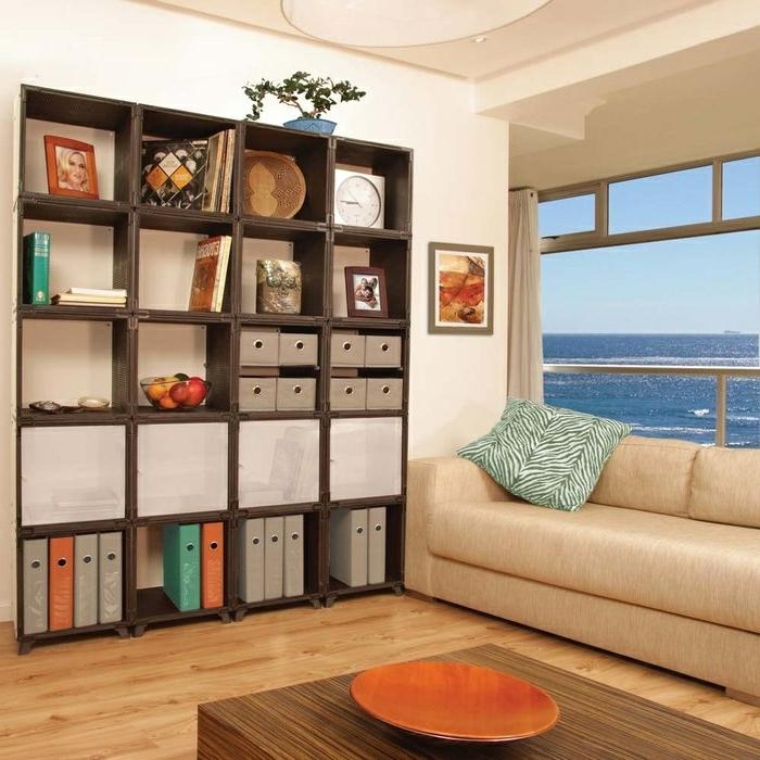 étagère-cube-rangement-géométrique-décoratif