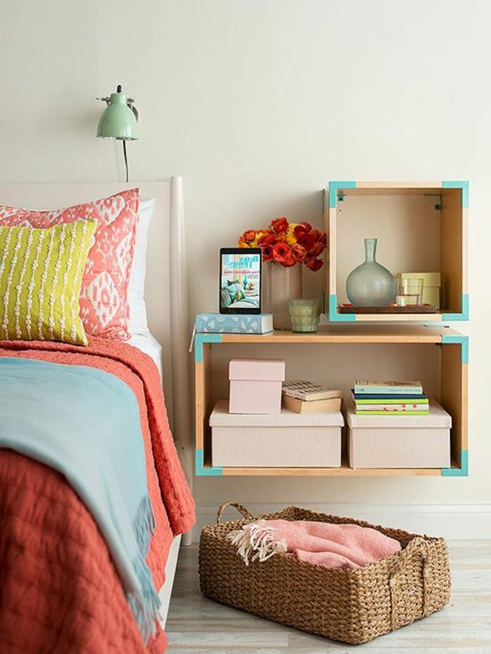 étagère-cube-rangement-minimaliste