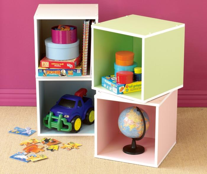 étagère-cube-solutions-pratiques-pour-la-chembre-d'enfant