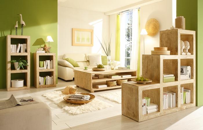 étagère-cube-étagères-en-bois-autoportantes