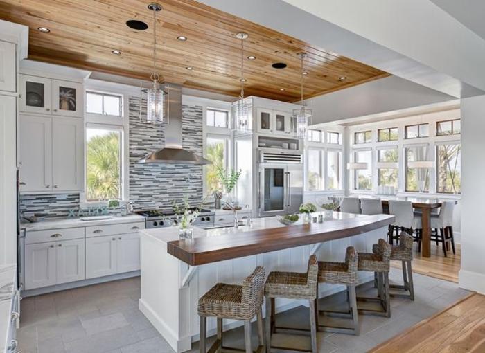 0-îlot-de-cuisine-blanc-cuisine-avec-ilot-central-aménagement-de-cuisine-pas-cher