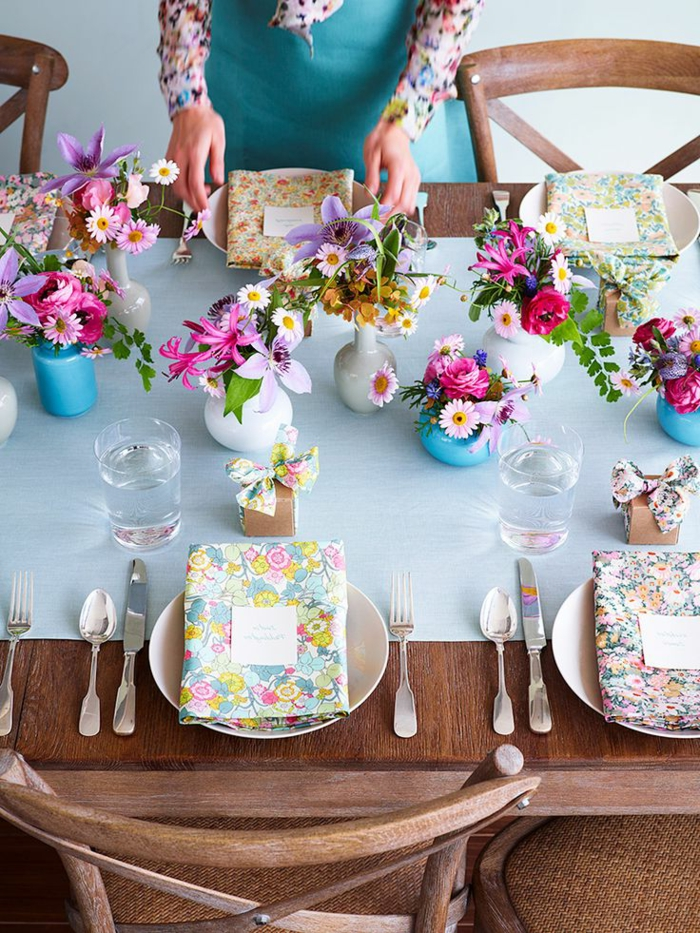 D couvrir la d coration de table anniversaire en 50 images for Decoration de table idees