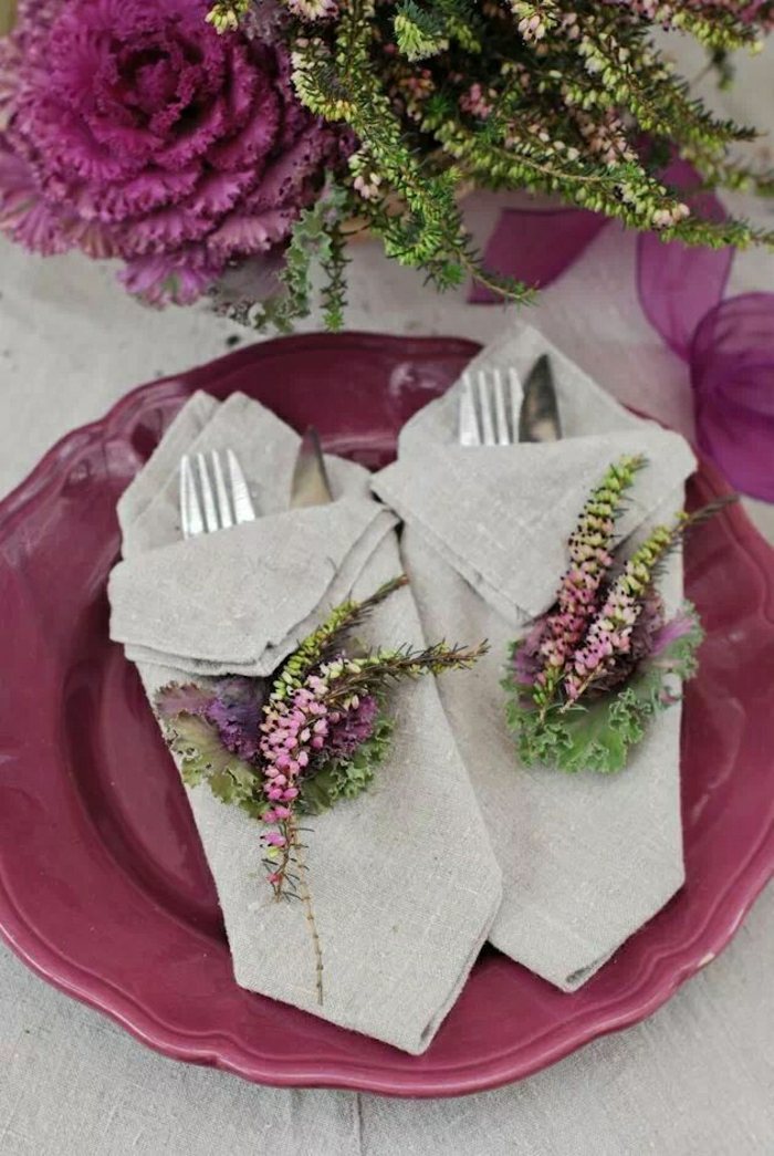 0-mode-de-pliage-original-serviette-en-lin-gris-pliage-tissu-gris-élégant-mode-de-pliage