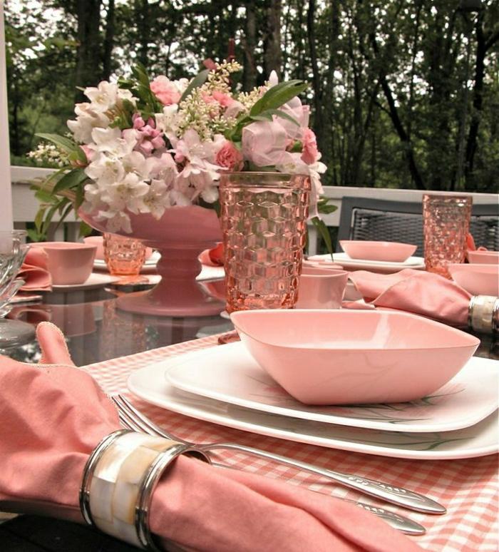 0-mode-de-pliage-serviette-en-tissu-rose-set-de-table-élégant-avec-serviette-en-tissu-rose