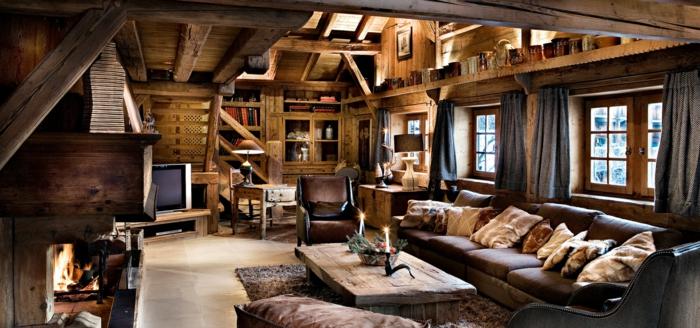 1-amenager-comble-aménagement-de-combles-amenager-comble-salon-en-bois-massif-rustique