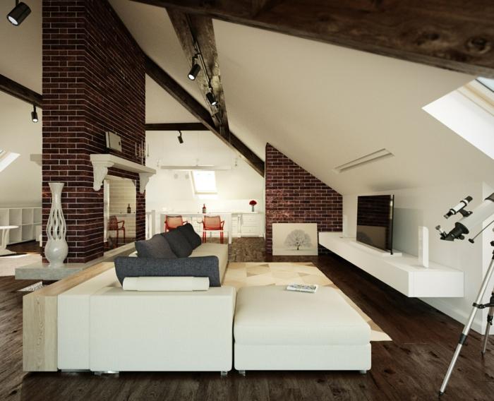 1-amenager-comble-comment-aménager-un-salon-sous-pente-meubles-sous-pente