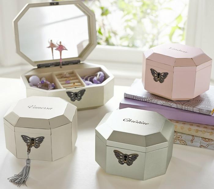 boite bijoux personnalisées