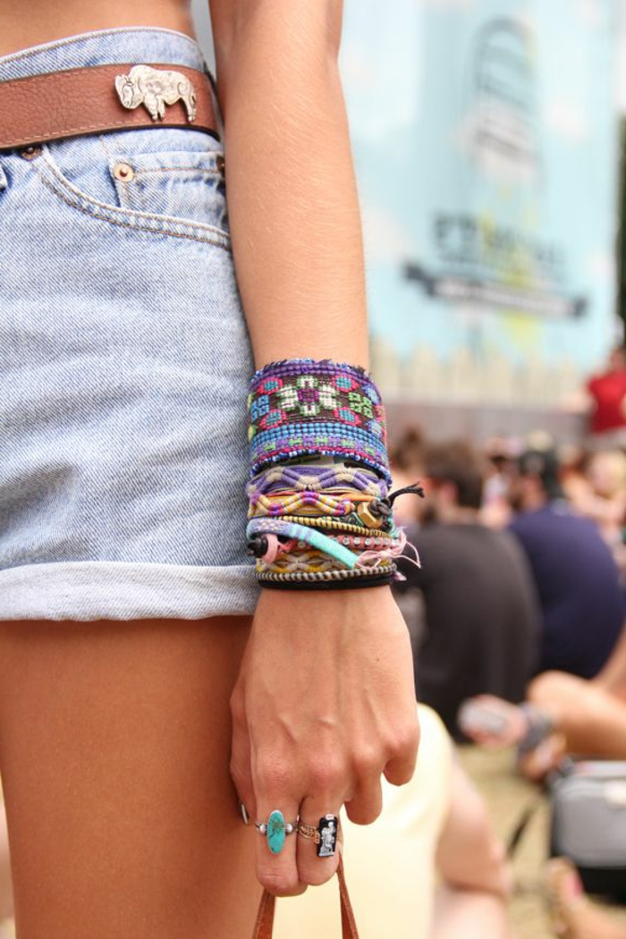 1-bracelets-brésilien-tuto-comment-porter-les-bracelets-brésilien-tuto