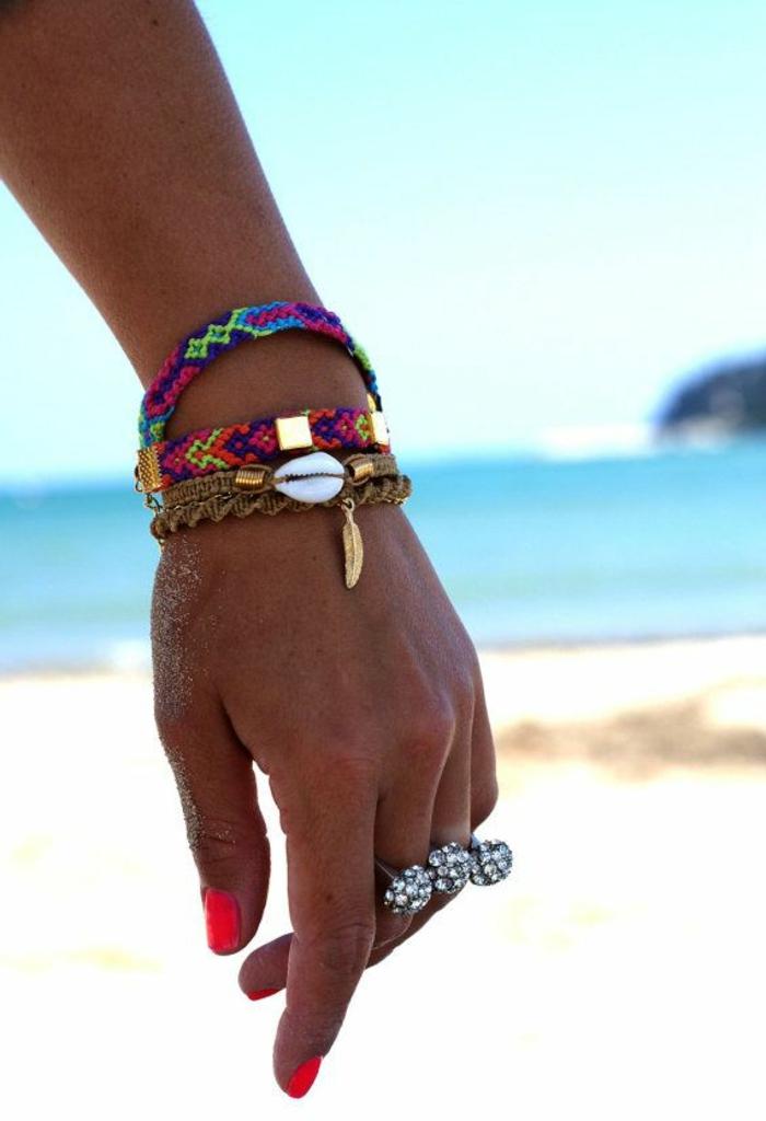 1-bracelets-brésiliens-modèle-coloré-bijoux-de-filles-bijoux-de-plage-colorés