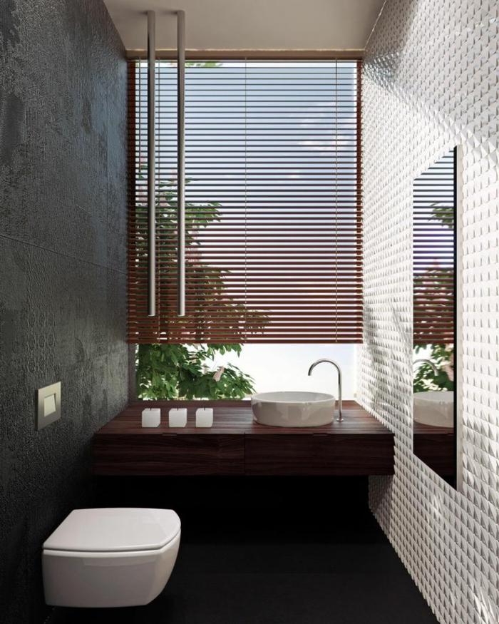 1-comment-avoir-la-plus-belle-salle-d-eau-avec-stores-vénitiens-marrons-miroir-dans-la-salle-d-eau
