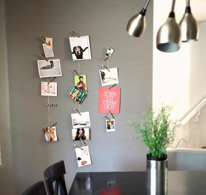 1-comment-décorer-sa-chambre-salon-murs-gris-plante-verte-sur-la-table