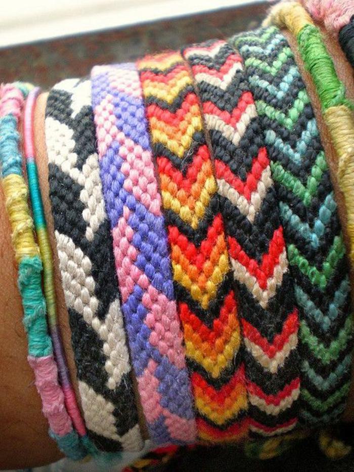 1-comment-faire-un-bracelet-brésilien-idée-pratique-pour-comment-faire-bracelet-brésilien-technique