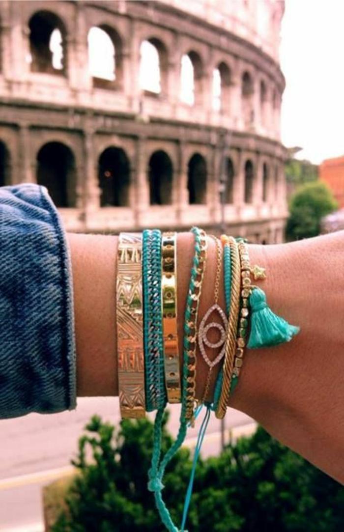 1-comment-faire-un-bracelet-bresilien-modèle-bracelet-brésilien-decoration