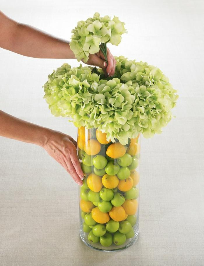 Comment d corer sa chambre id es magnifiques en photos - Composition florale avec fruits legumes ...