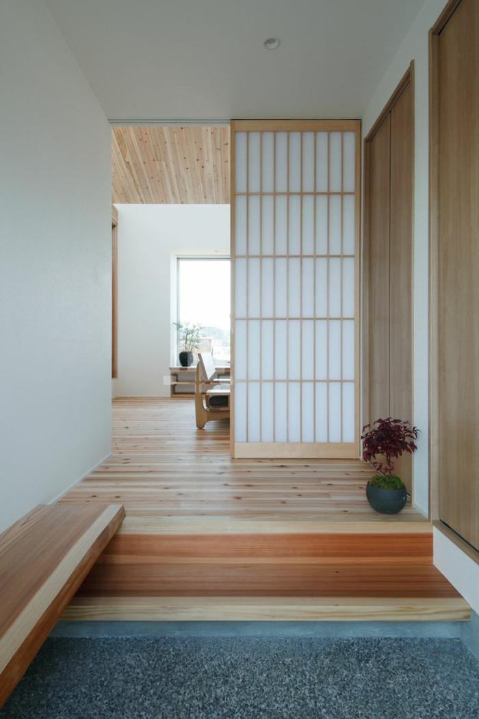 la d coration japonaise et l 39 int rieur japonais en 50 photos. Black Bedroom Furniture Sets. Home Design Ideas