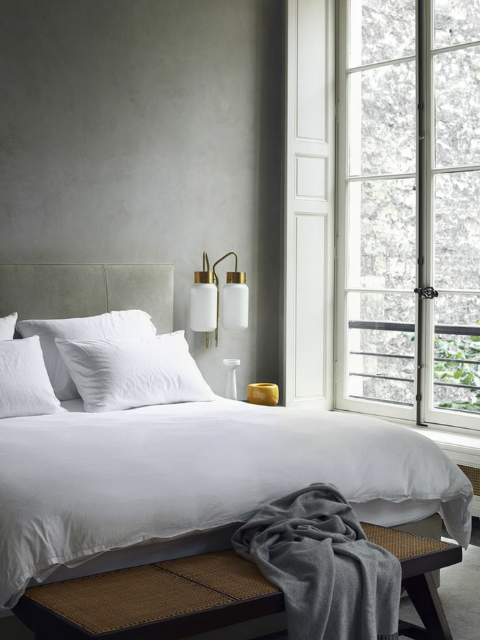La suite parentale beaucoup d id es en 52 photos inspirantes for Chambre parentale blanche