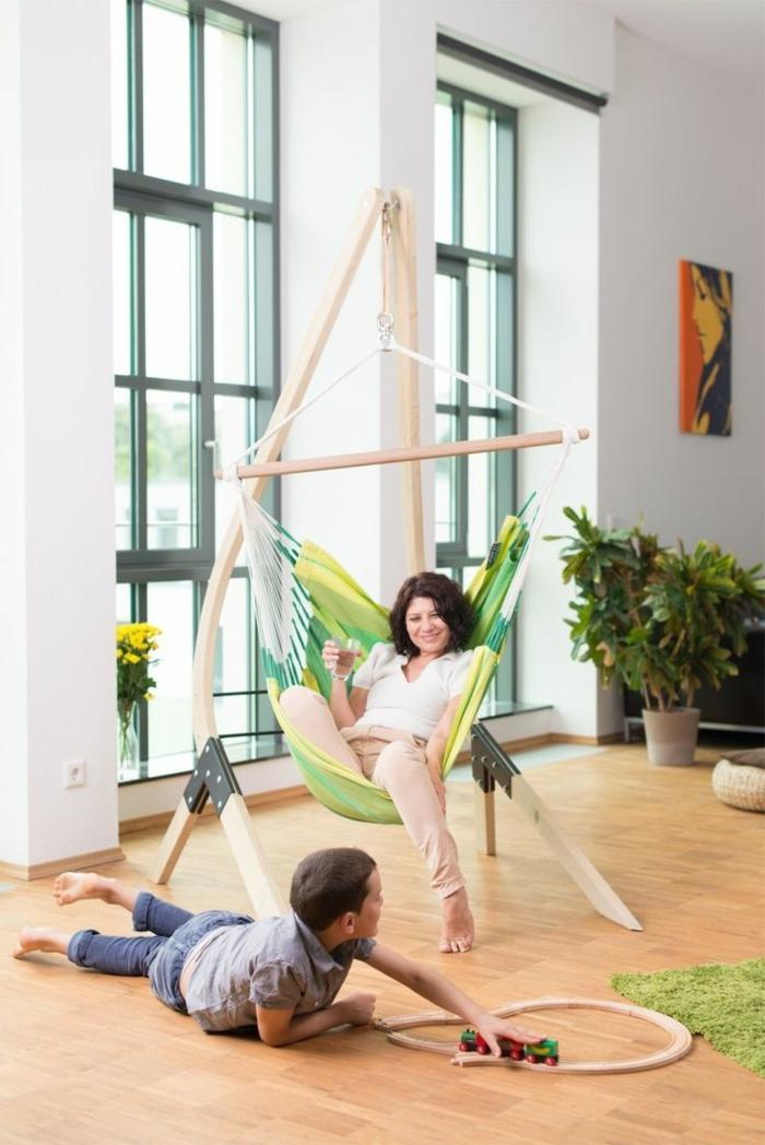 1-hamac-sur-pied-hamac-balancelle-pour-l-intérieur-moderne-salle-de-séjour
